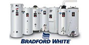 Bradford White Water Heaters in Gloucester, Camden, Burlington, and Salem County for your home and business.